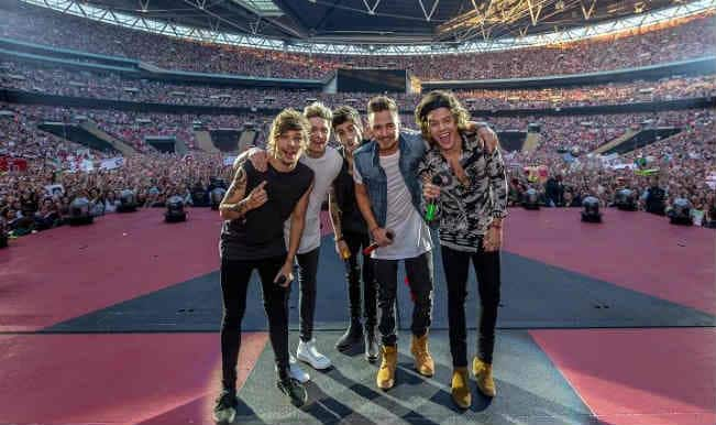One Direction to release concert movie in 50 nations