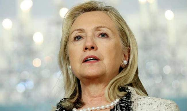 Hillary Clinton for tougher sanctions on Russia