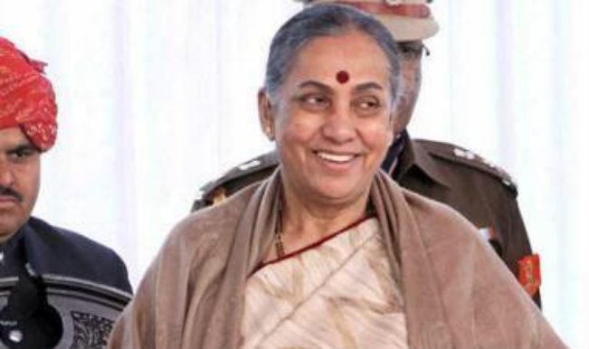 Margaret Alva takes oath as Goa Governor