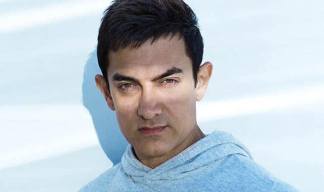 What are Aamir Khan's secret night meetings all about?