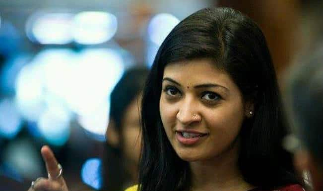 FIR filed against Alka Lamba for sharing rape victim's picture online