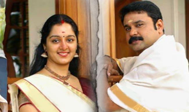 Kerala stars Dileep, Manju Warrier jointly file divorce plea