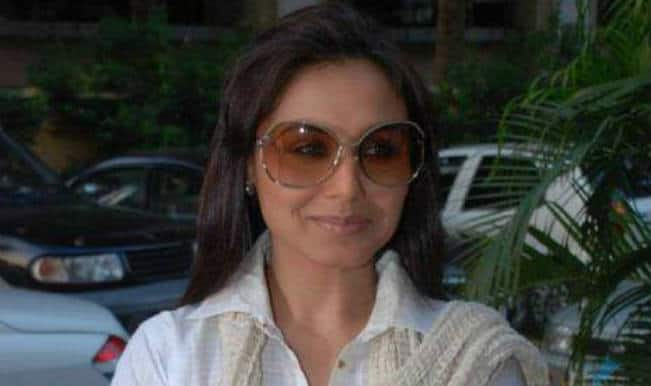 Rani Mukerji to attend Sabyasachi's show at Indian Couture Week