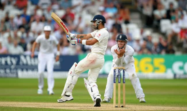 India vs England 2014, 1st Test: Match drawn after a gutsy performance by Indian lower order