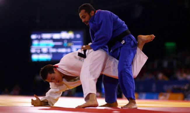 Indian judoka Navjot Chana settles for silver medal at Commonwealth Games 2014