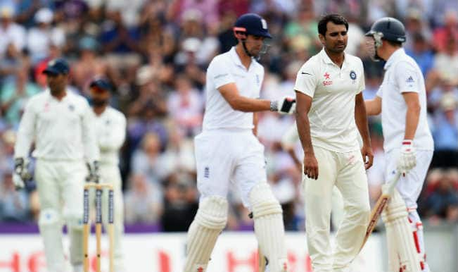 India v/s England 3rd Test: Alastair Cook back in form as England reach 247/2 after Gary Ballance ton