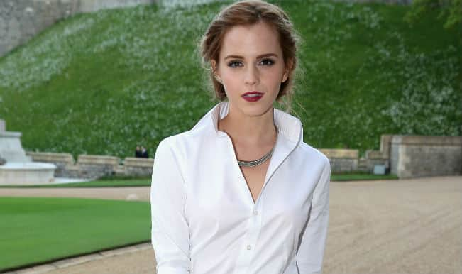 Emma Watson to take horseriding lessons