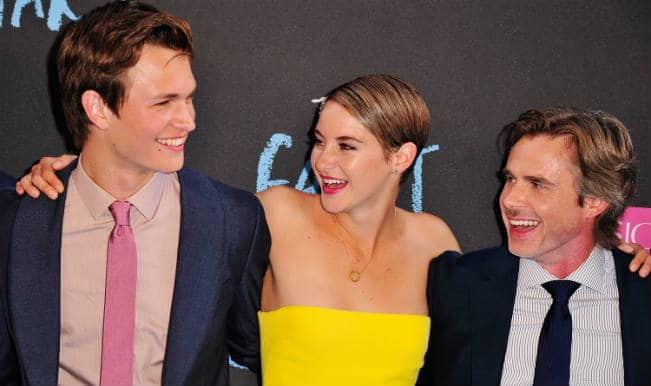 'The Fault In Our Stars' grosses Rs.2.6 crore in opening weekend
