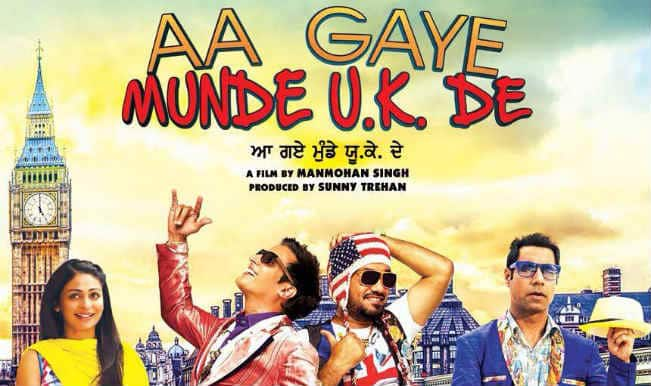 Watch: Trailer of Jimmy Shergill's upcoming laughter riot 'Aa Gaye Munde U.K. De'!