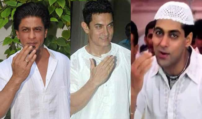 Eid special songs: Salman Khan, Shahrukh Khan and Aamir Khan's magical Eid numbers!