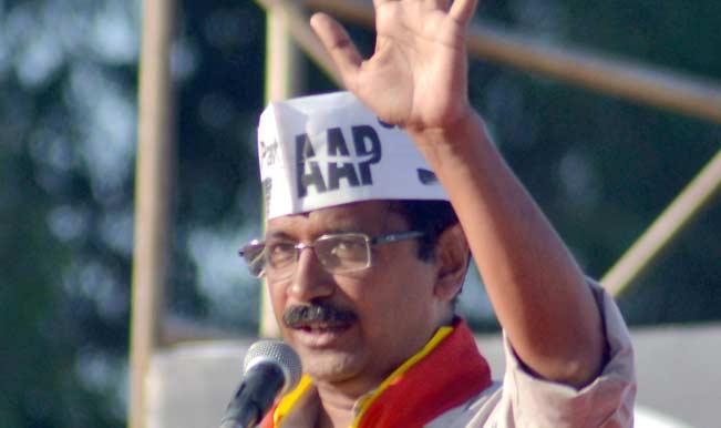 Arvind Kejriwal slams Delhi budget