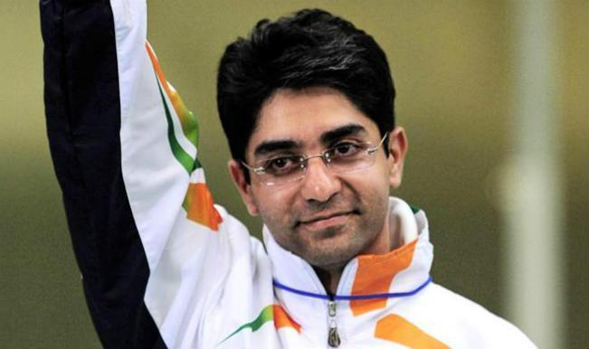 Abhinav Bindra_CWG