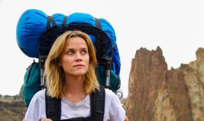 Reese Witherspoon as self-destructive woman in 'Wild'