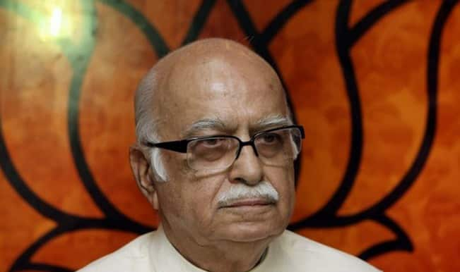 L K Advani disapproves of alleged action of Sena MPs