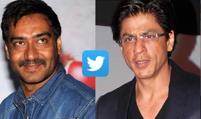 "Ajay Devgn thanks Shah Rukh Khan, blames ""baseless"" media coverage"