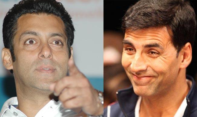 Akshay Kumar is more popular than Salman Khan, says 'Time' magazine!