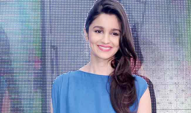 Alia Bhatt: Not my fault that my dad's a director