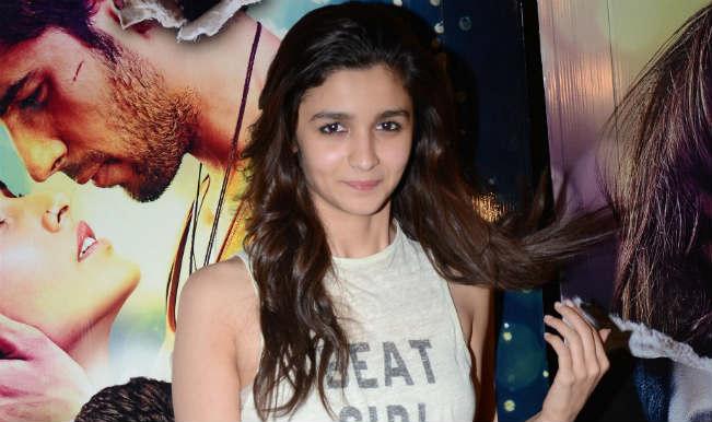 I'm a clumsy human being: Alia Bhatt