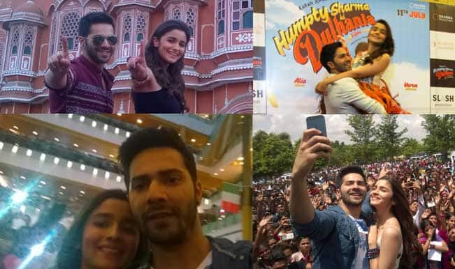 Will excessive promotions do the trick for Humpty Sharma Ki Dulhania?