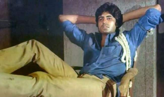 Amitabh Bachchan's iconic look in Deewar was actually the tailor's flaw!