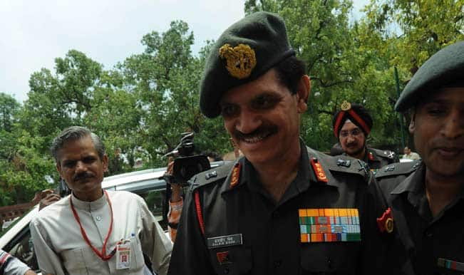 Dalbir Singh Suhag takes over as new army chief on Thursday