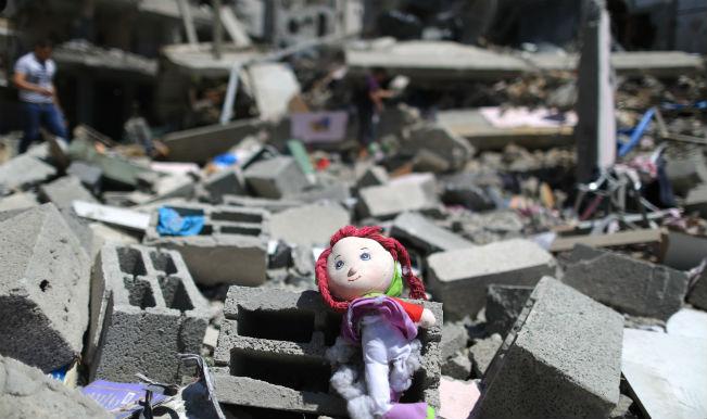 Israeli overnight strikes kill 13 in Gaza