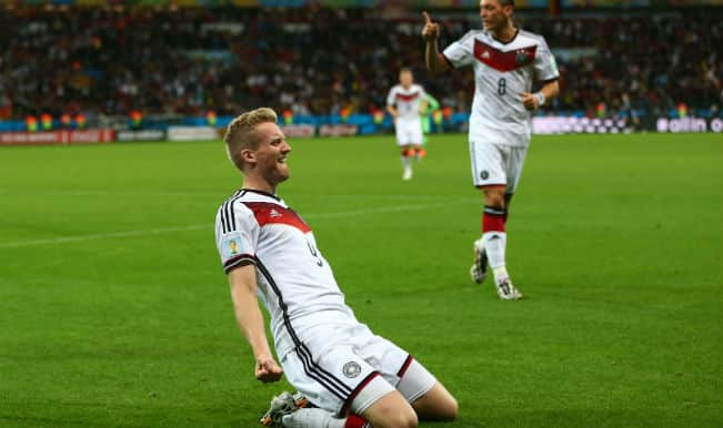 Germany beat Algeria 2-1 to qualify for World Cup quarter-finals