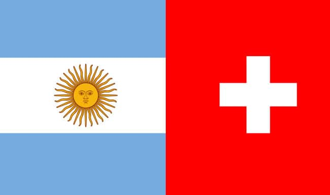FIFA World Cup 2014: Facts Punch Argentina vs Switzerland, Round of 16