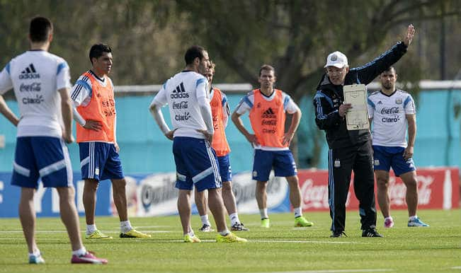 1986 victory will be repeated, says Argentina coach Alejandro Sabella