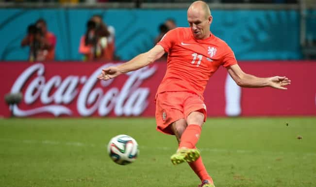 'Dutch Messi' Arjen Robben ready for Argentina
