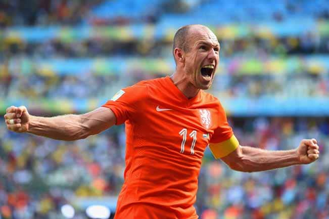 Netherlands vs Costa Rica: Watch Sony Six TV for Free Live Streaming & Telecast of FIFA World Cup 2014 4th quarter-final match