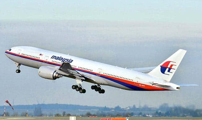 Malaysia Airlines flight #MH17 crash: Wreckage caught on video