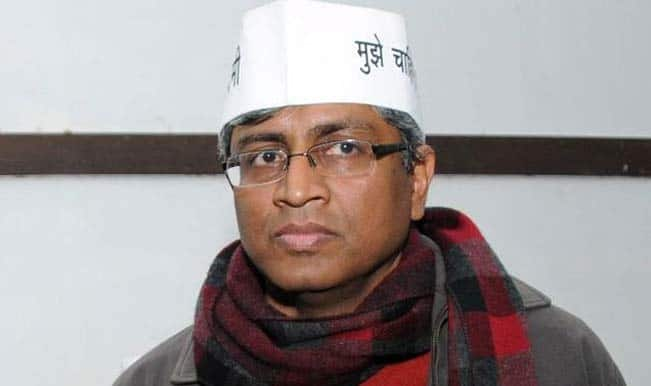 Can BJP answer my three questions, asks Aam Aadmi Party's Ashutosh
