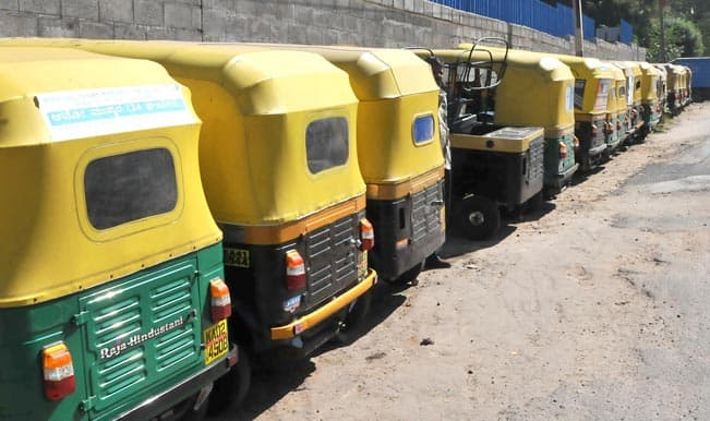Auto rickshaw owners in Delhi to go on strike tomorrow!