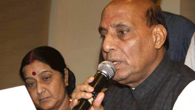 Rajnath Singh confirms withdrawal of Chinese herdsmen from Indian Territory