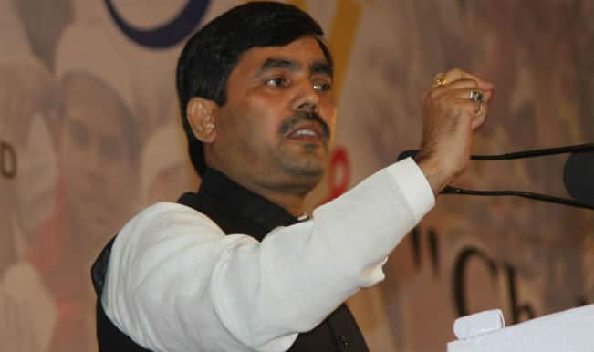 Akhilesh Yadav's Government weak on every front: Shahnawaz Hussain