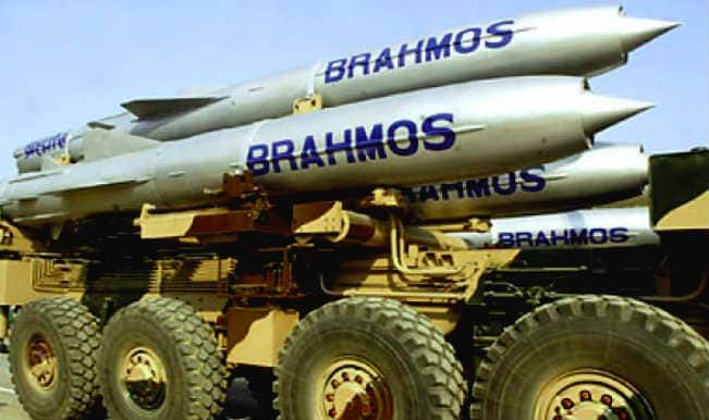 India successfully tests BrahMos supersonic cruise missile
