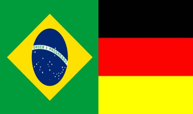 FIFA World Cup 2014: Facts Punch Brazil vs Germany, 1st Semi-final