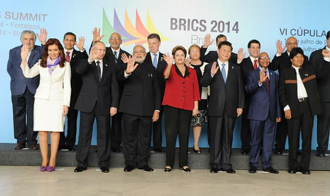 BRICS Summit 2014: Top 5 things that Indian PM Narendra Modi said in his first multilateral meet!