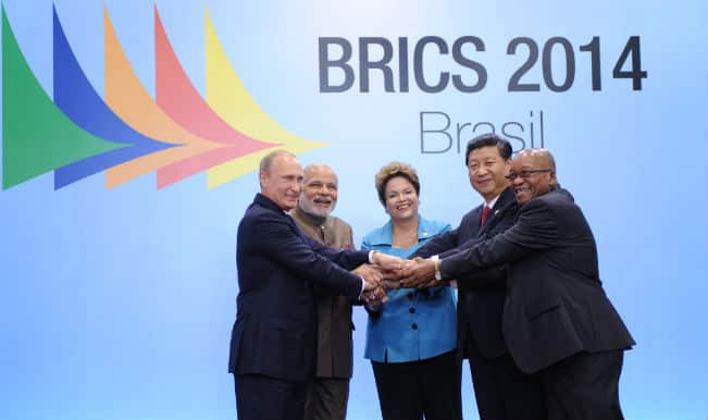 BRICS Summit 2014