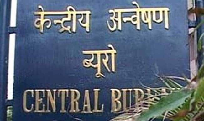 Highest pendency of Central Bureau of India cases in Delhi