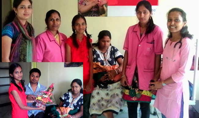 Pune hospital celebrates birth of every girl child