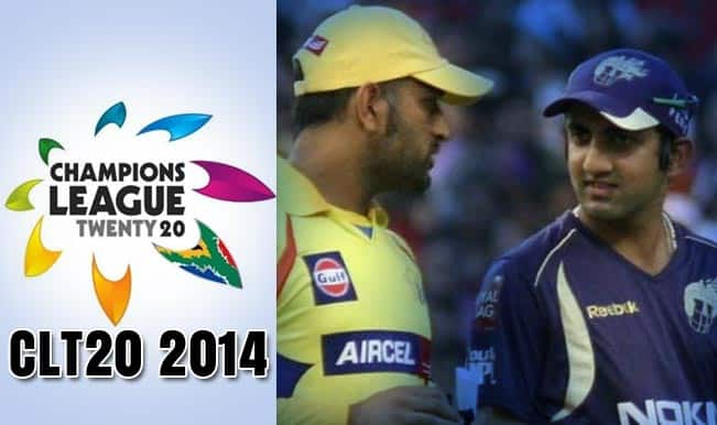 Champions League T20 2014 Schedule: All Match Fixtures and Complete Time Table of CLT20 2014