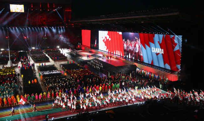 Glitzy opening ceremony kicks off Glasgow Commonwealth Games