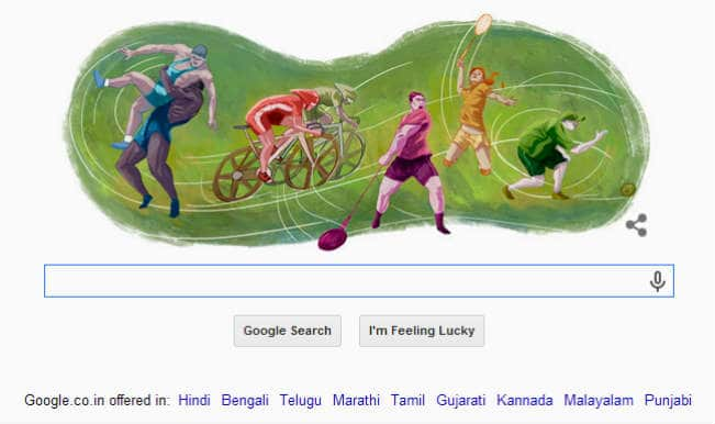 Commonwealth Google Doodle