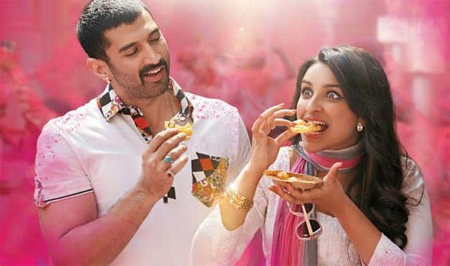 Parineeti Chopra and Aditya Roy Kapur's Daawat-e-Ishq will be launched at an iftar party!