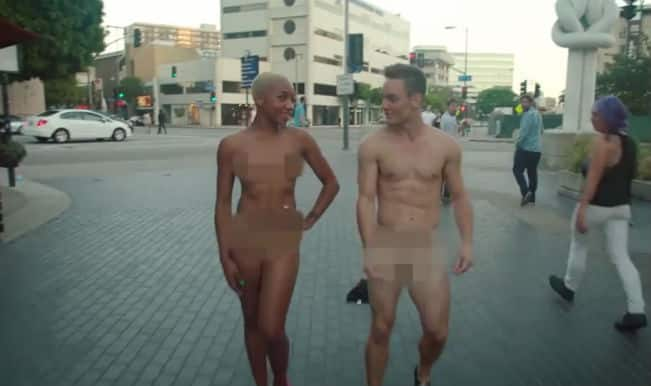 Dating Naked: Watch naked couples dancing to 'I'm Just Wild About Harry' in Los Angles!