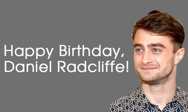Happy Birthday, Daniel Radcliffe! Top 10 best quotes by the British actor