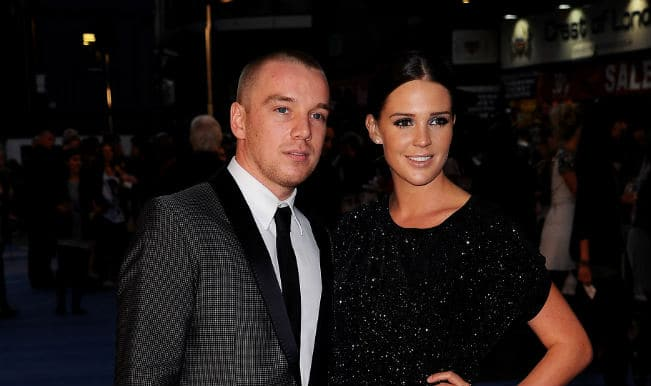 Model Danielle O'Hara's footballer husband Jamie accused of cheating