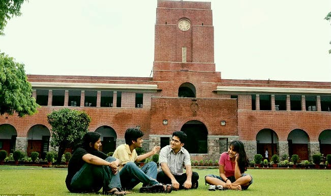 Delhi University's new session begins